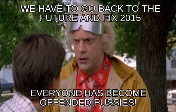 Fix the world, Doc! - meme