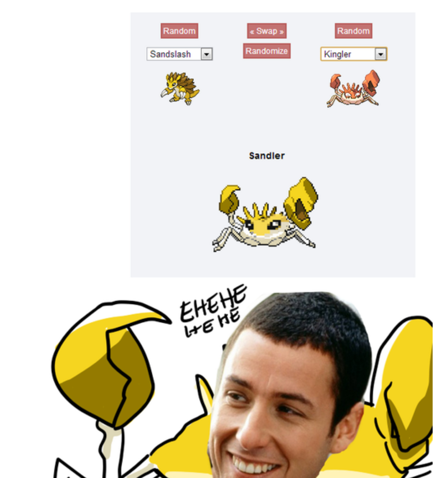 Best pokemon - meme