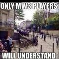Seulement les joueurs de MW3 peuvent comprendre XD