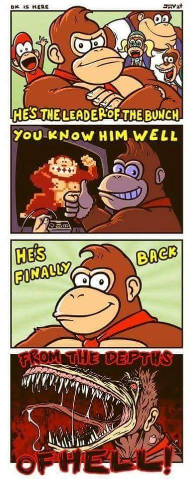 Who is your favorite Kong - meme