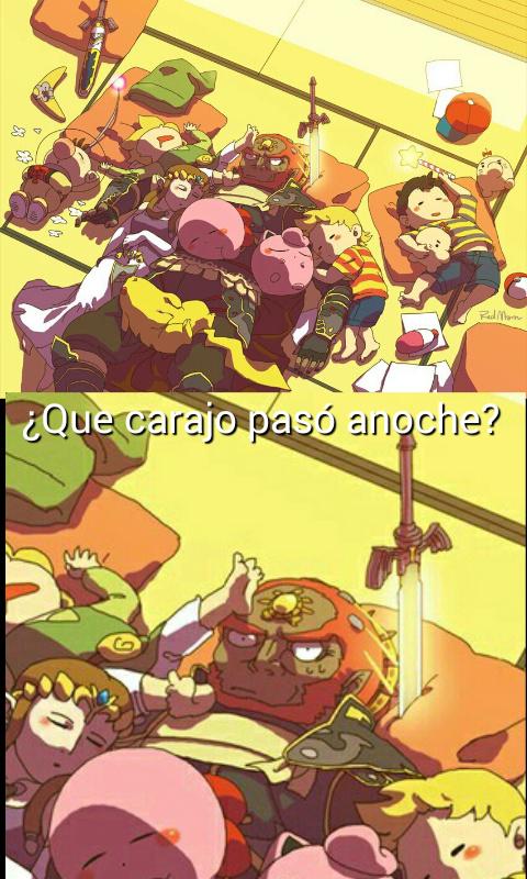Ese Ganondorf xD - meme