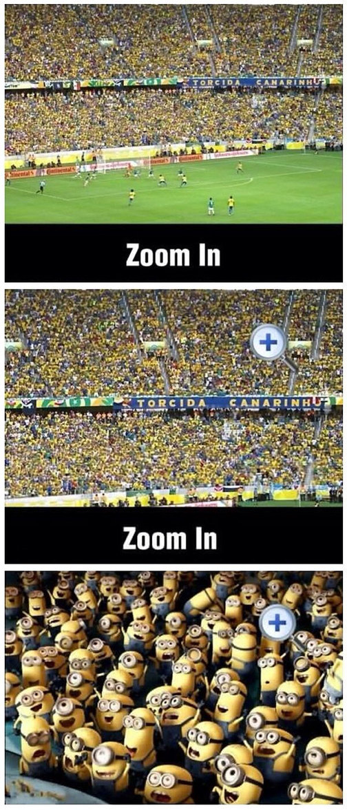 En Brasil - meme