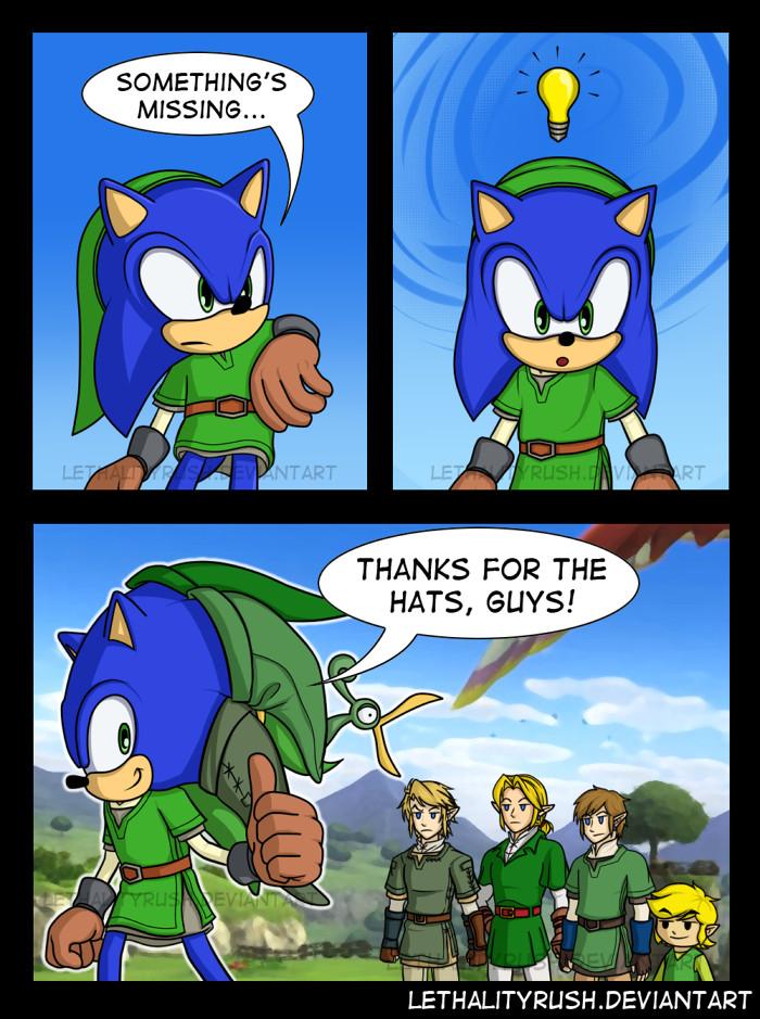 Oh Sonic - meme