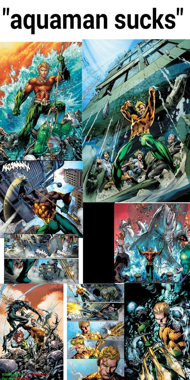 Justice league founding members: superman > wonder woman = Martian Manhunter > Hal Jordan > flash = aquaman > batman. In my opinion that is - meme