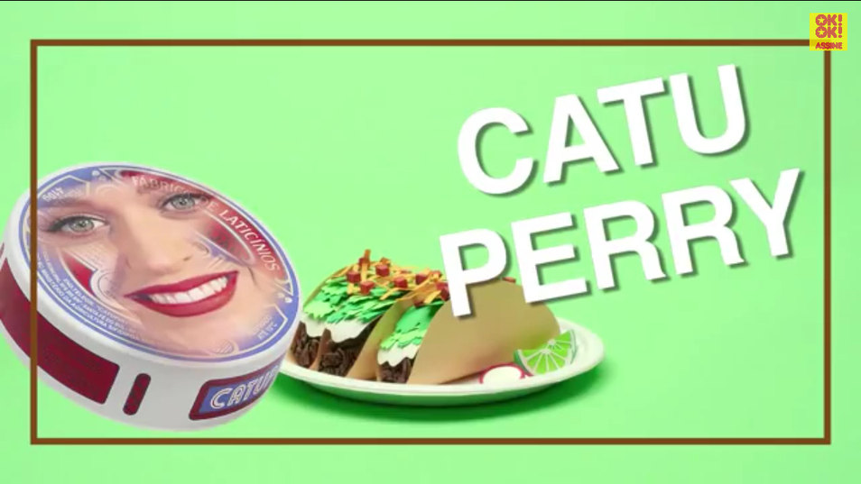 Catuperry - meme