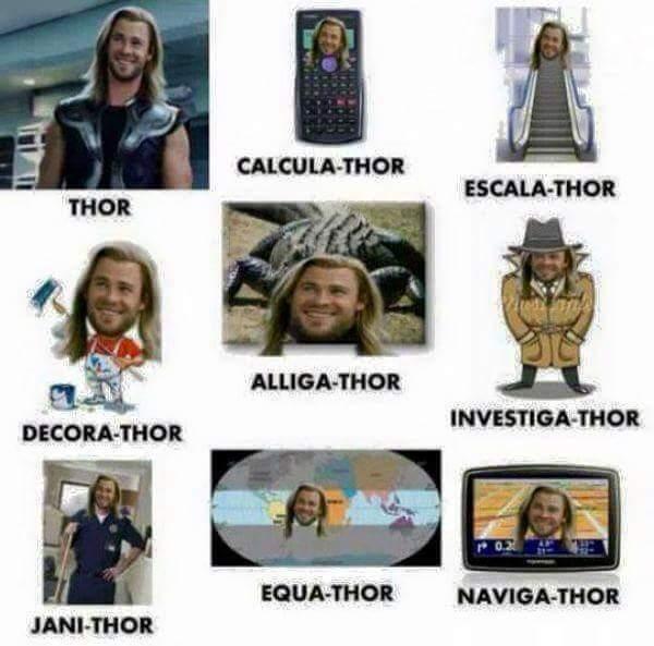 Thorrrrr - meme