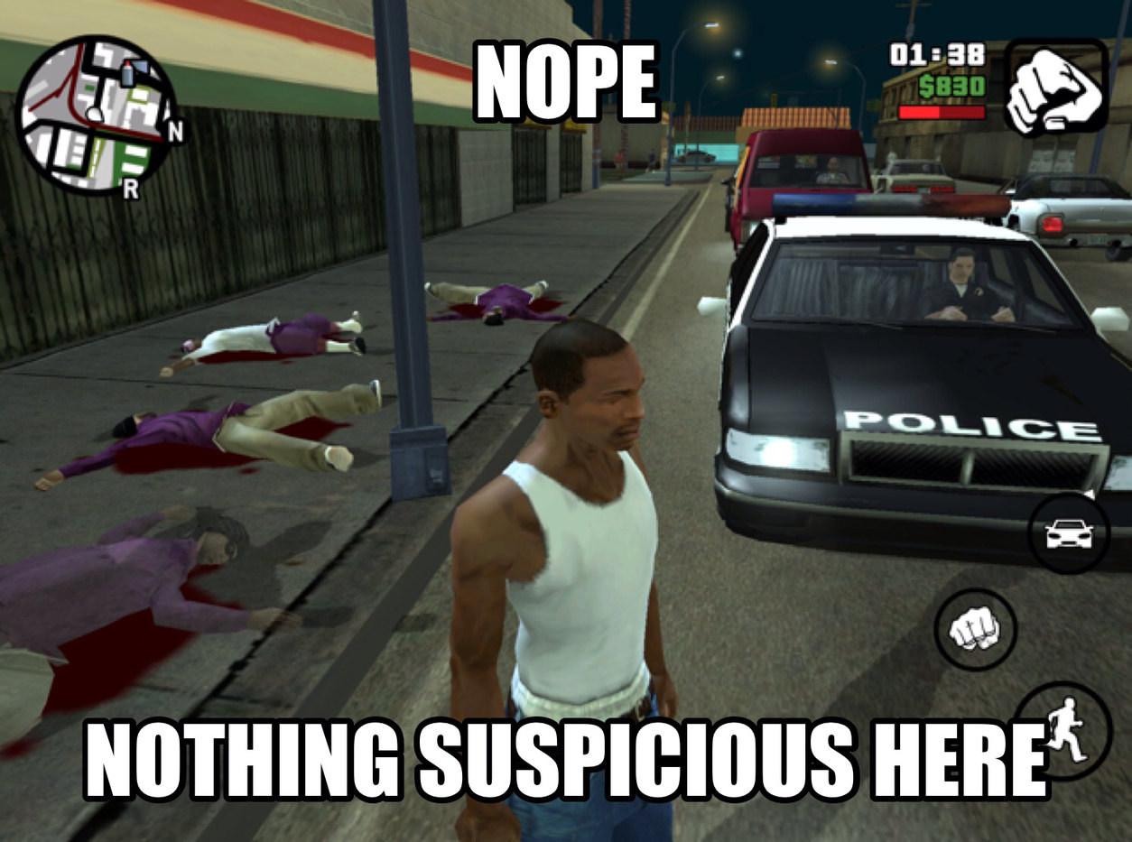 Favorite character from any GTA? - meme