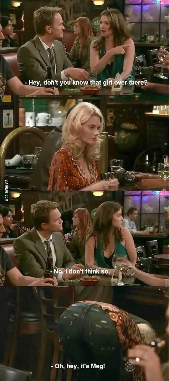 Barney - meme