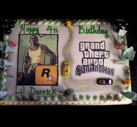 Best cake.. 4th bday tho ? - meme