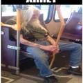 Quand gandalphe prend le bus !