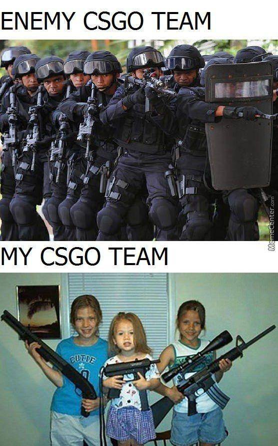 CS:GO - meme