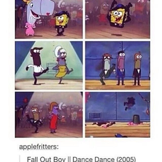 Dance Dance - meme
