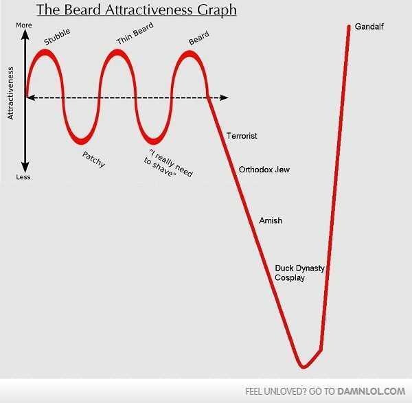Beards - meme