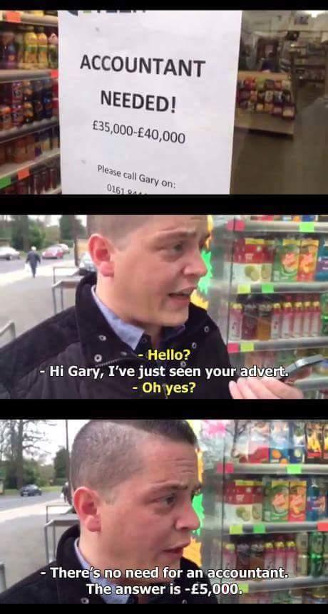 Goddammit gary - meme