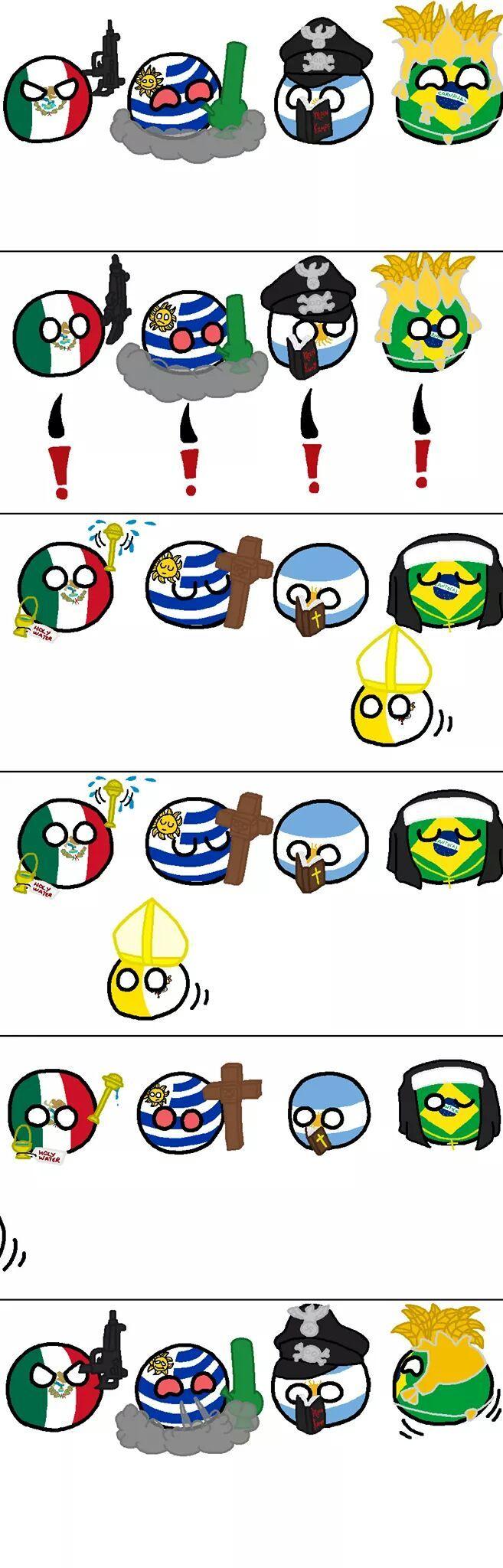 Todos santos cuando pasa el Papa - meme