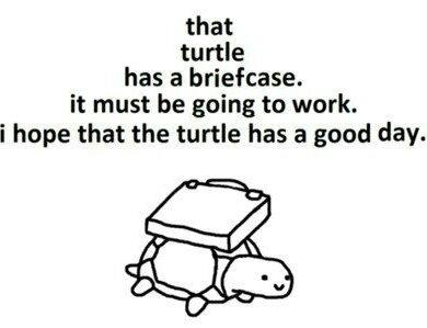 I believe in this turtle - meme