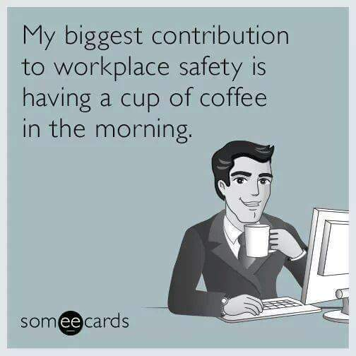 Work place safety - meme