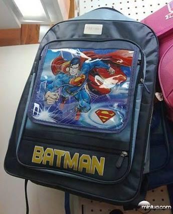 Batman ou Superman - meme