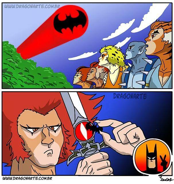 Bat troll - meme