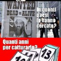 Battuta ironica su Bin Laden...