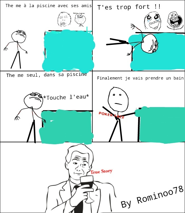 1er meme fait à la main #Indulgence ;)