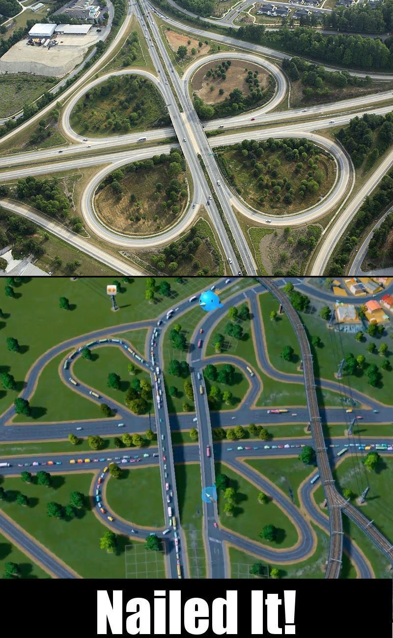 Game: Cities Skylines - meme
