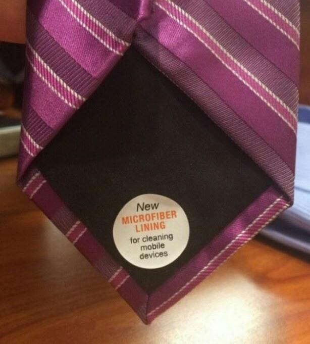 Smart tie - meme