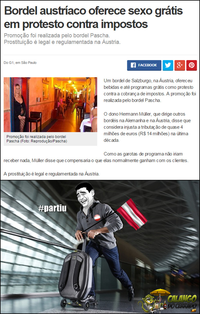 #partiuáustria.. - meme