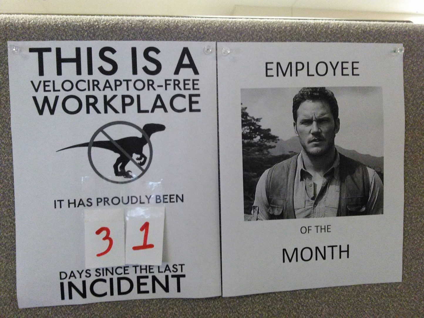 Employee of the Month - meme