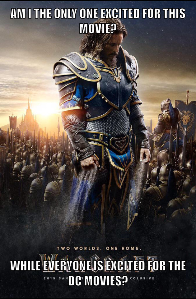 Warcraft Movie - meme
