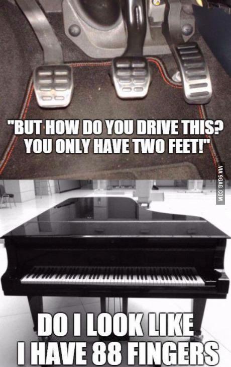 Yeah, i have 88 fingers! - meme