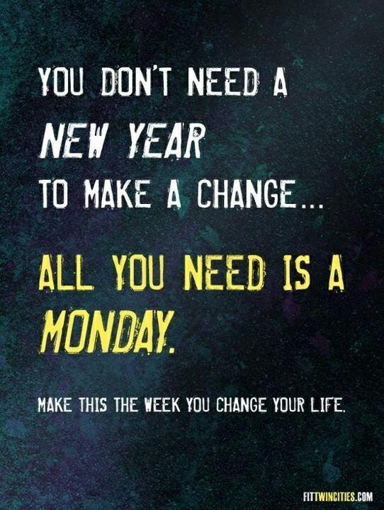 Need a Monday - meme