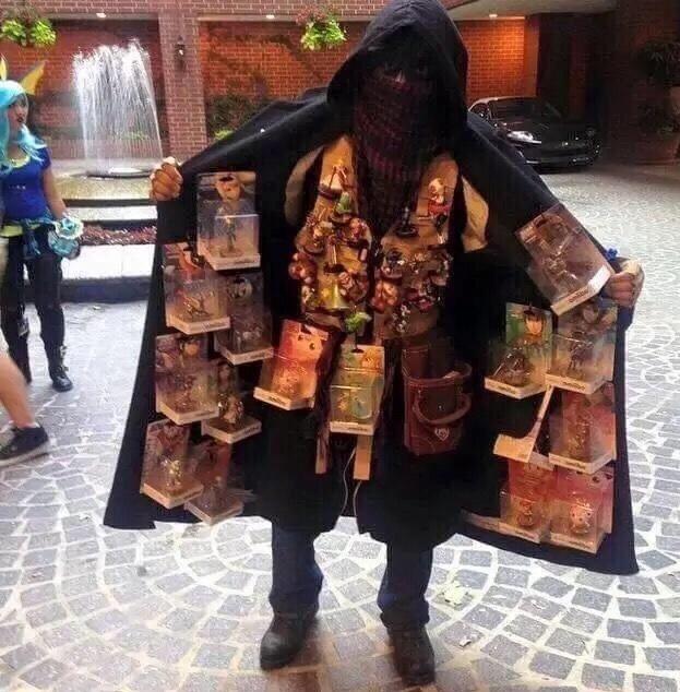 Amiibo Black Market - meme