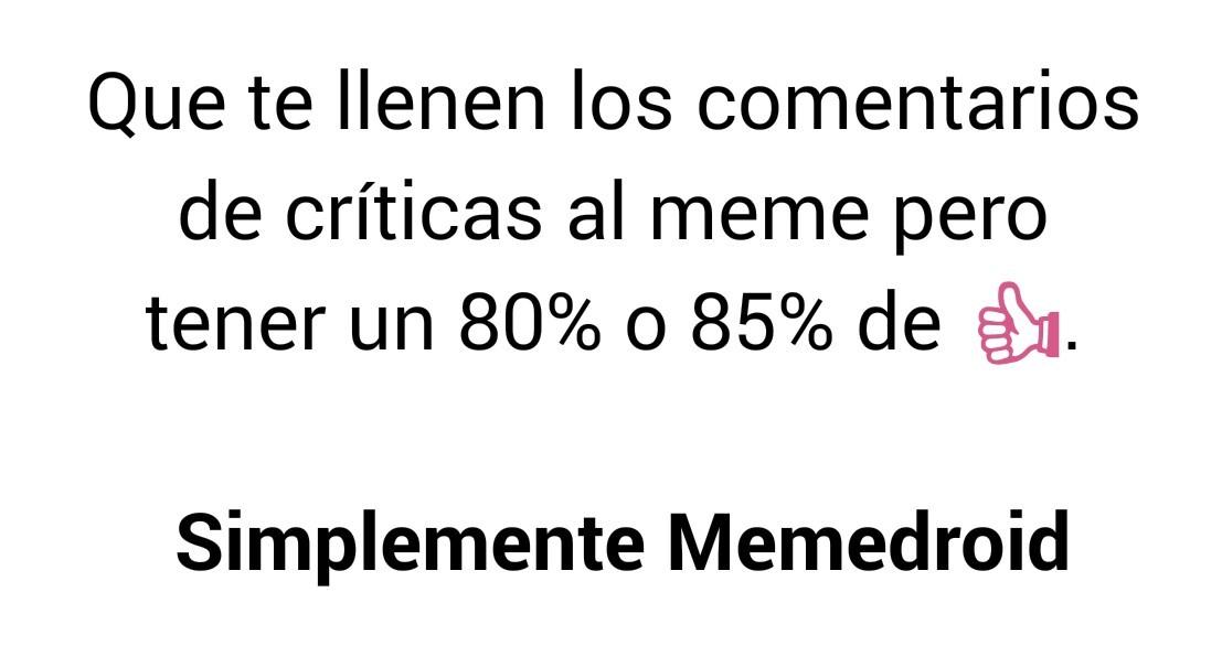Lógica de Memedroid