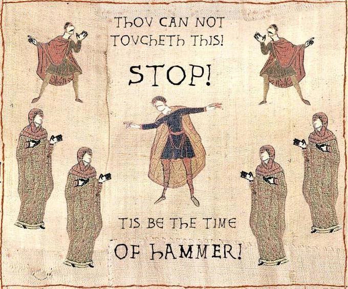Sir Hammer - meme