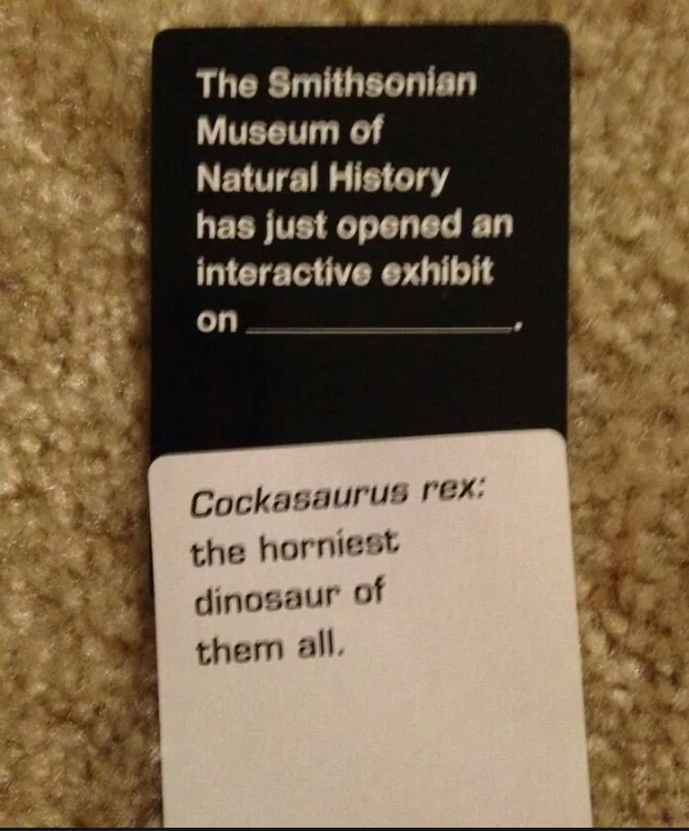 My cards - meme
