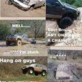 Truck problems