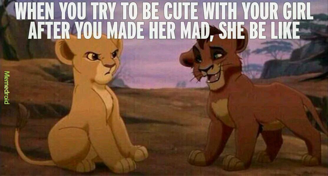 Girls be like - meme