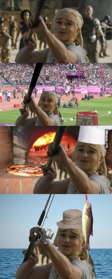 Daenerys es mi ap  - meme