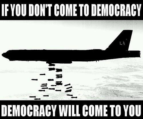 "la ""démocratie"" Americaine. - meme"