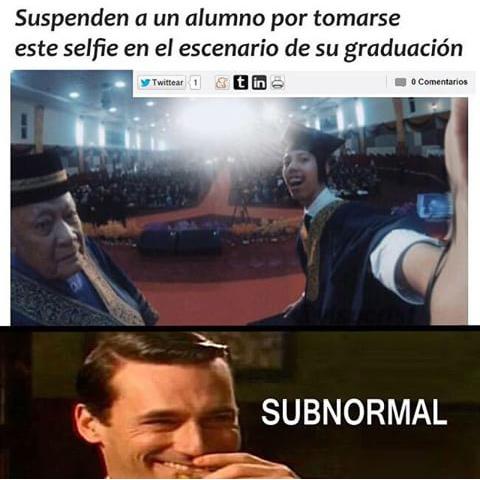 Subnormal - meme