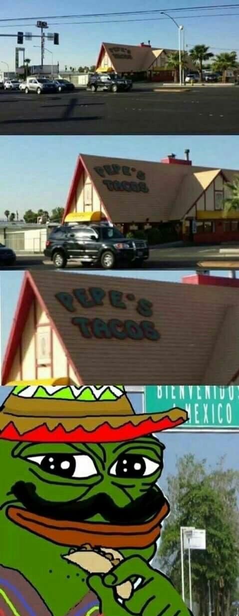 El pepe's tacos - meme