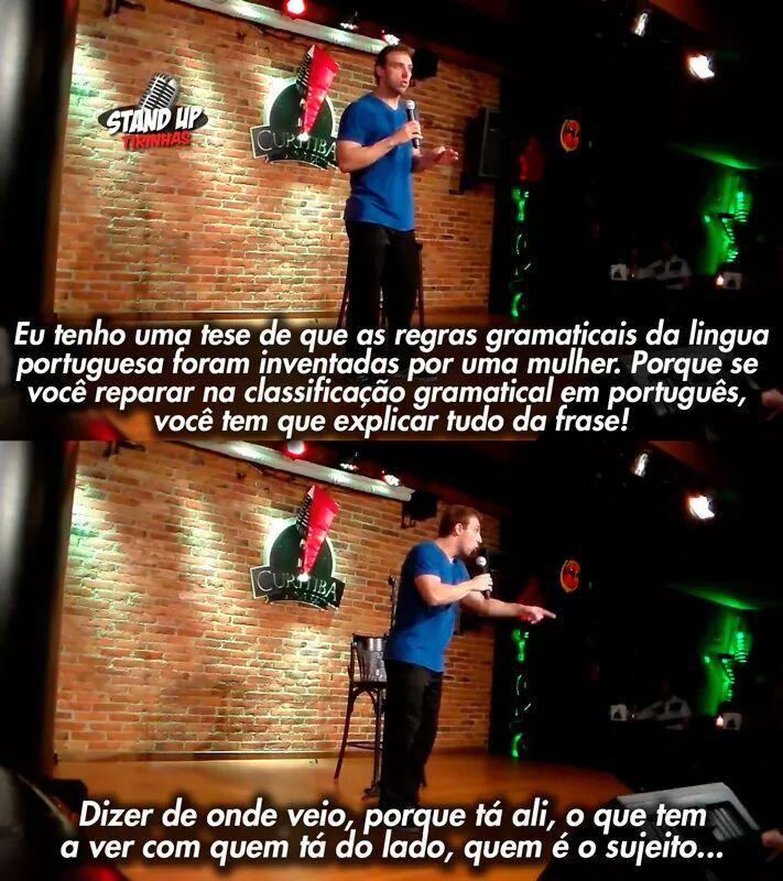 Português - meme