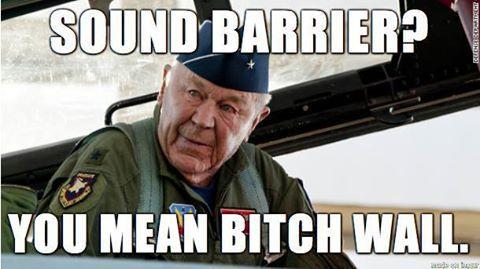 Military pilots - meme