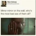 Rick vs Daryl who would win?