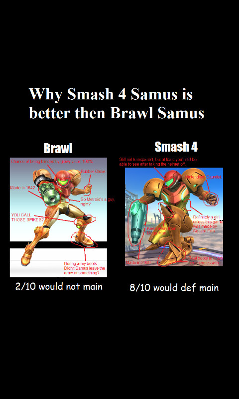 54fd8c6da9dc1 the best samus memes ) memedroid
