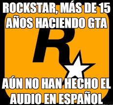 Rockstar - meme