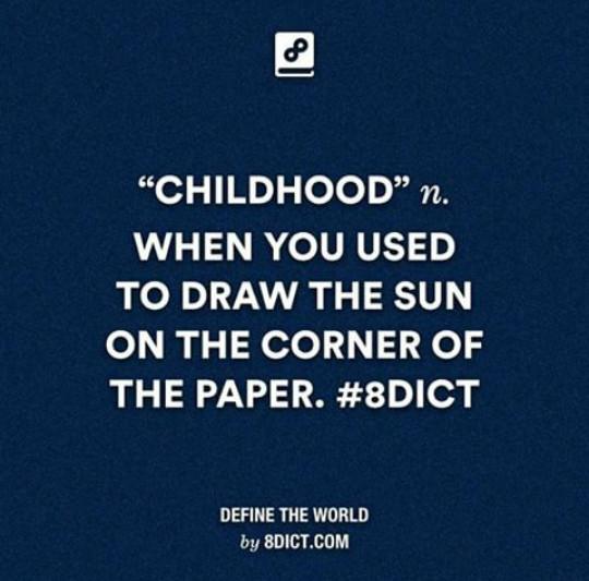 Childhood... - meme