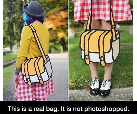 I <3 this bag's - meme