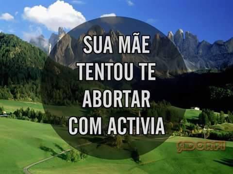 Activia - meme